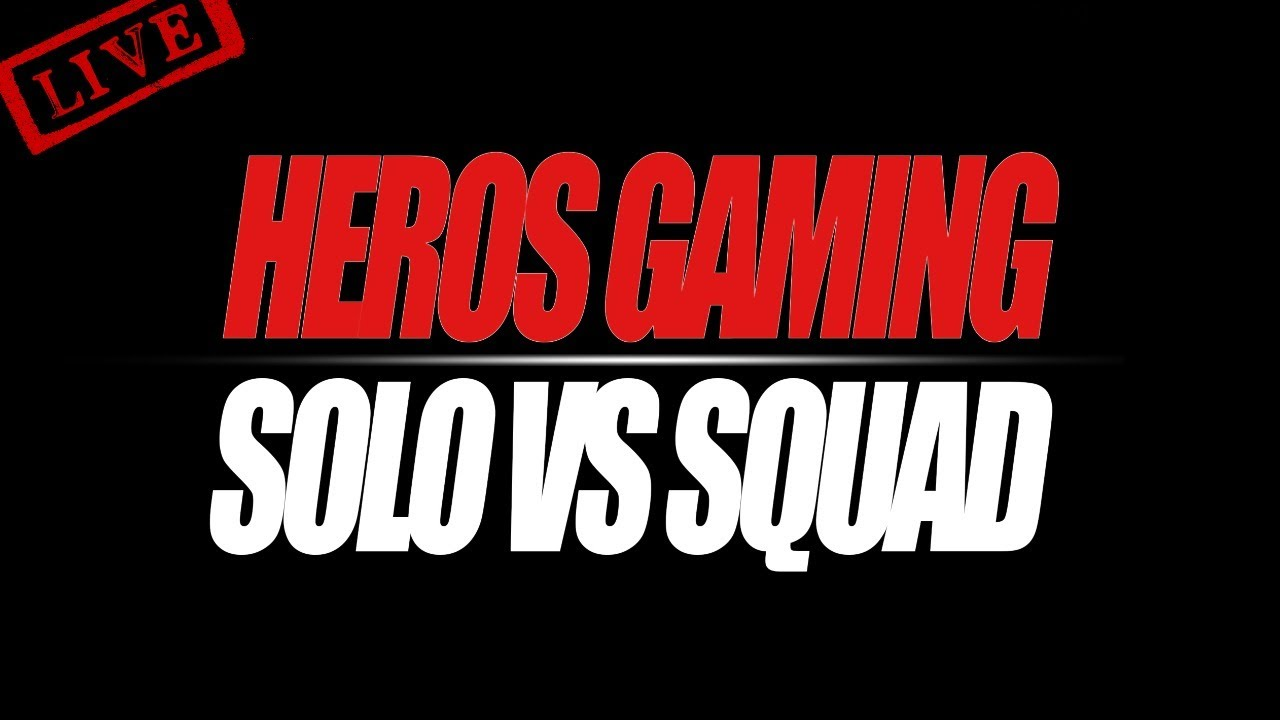 Solo vs Squad Rush Game Play in Telugu in Ace Tier || Asia || Stream No:55 || Heros Gaming