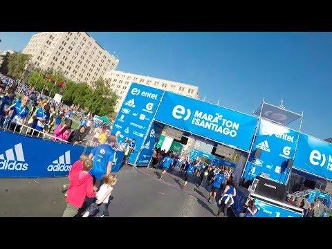 Maratona de Santiago e Meia Maratona de Santiago - Expo e Corrida - Cobertura