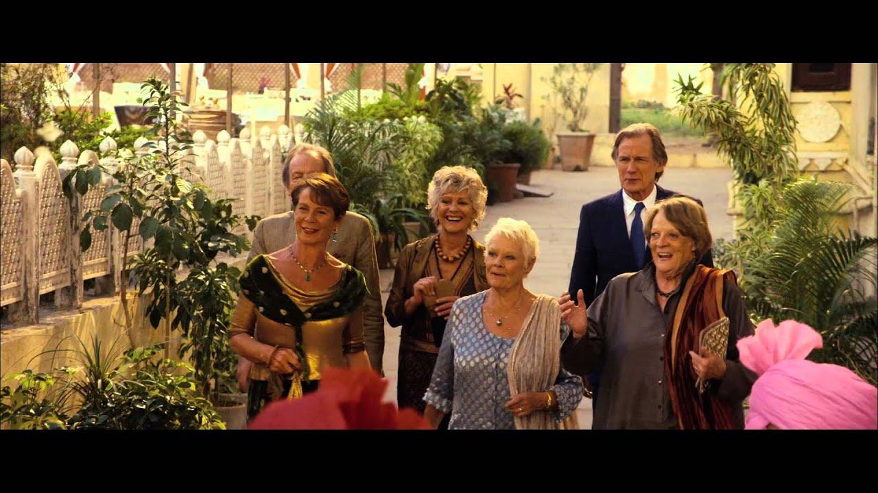 Movie Best Exotic Marigold Hotel Trailer