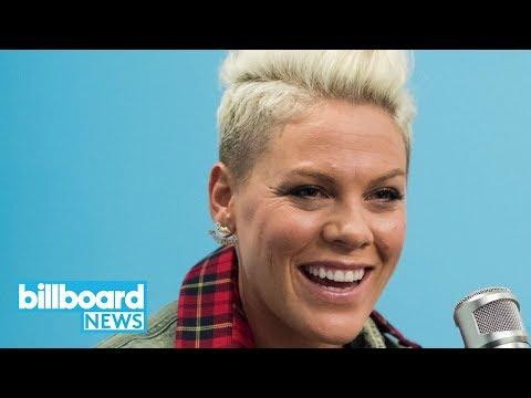 Pink Reveals The Story Behind Her Eminem Collaboration 'Revenge' | Billboard News