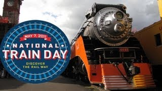 National Train Day 2011 w/ SP 4449 (HD)