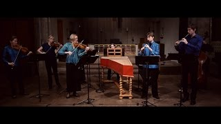 Bach - Brandenburg Concerto No. 4 in G Major BWV 1049, 3rd mvt., Presto; Voices of Music, 4K UHD