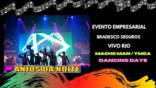"""Macho Men / YMCA / Dancing Days"" (Village People / Frenéticas) 