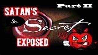 Seminar Satan's Secrets Part 2 072718: Tares. Creflo. Copeland. False Miracles.Lies. Deception