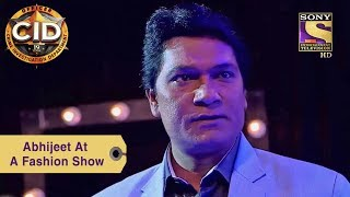 Your Favorite Character   Abhijeet At A Fashion Show   CID