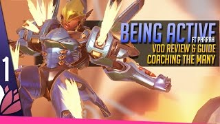 BEING ACTIVE / PHARAH Review & Guide - Coaching the Many [P1]