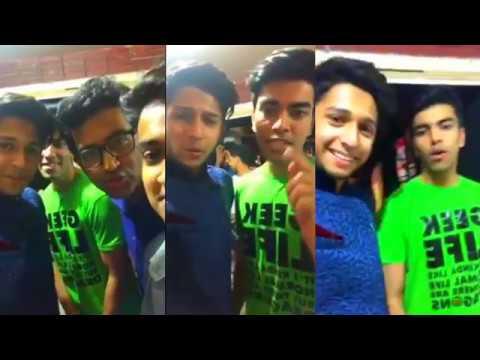 Youtube Utsob 2018  Behind the Scene  Tawhid Afridi    Salman Muqtadir    gaan friendz    Zaki