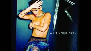 Wait Your Turn [Instrumental] + Lyrics + Download Link