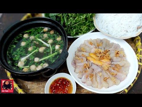 Lẩu Cá Lóc l Đổi món cho gia đình với Lẩu Cá Lóc lạ miệng cách làm dễ nhất l Hồng Thanh Food