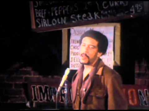 Richard Pryor Live And Smokin' (1971)  FULL LENGTH