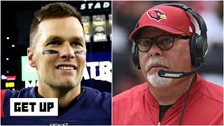 Detailing how Bruce Arians will structure the Bucs' offense around Tom Brady | Get Up