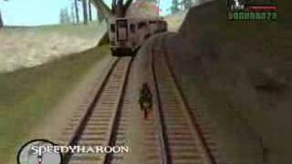"""GTA San Andreas - Mission #17 - """"Wrong Side of the Tracks"""""""