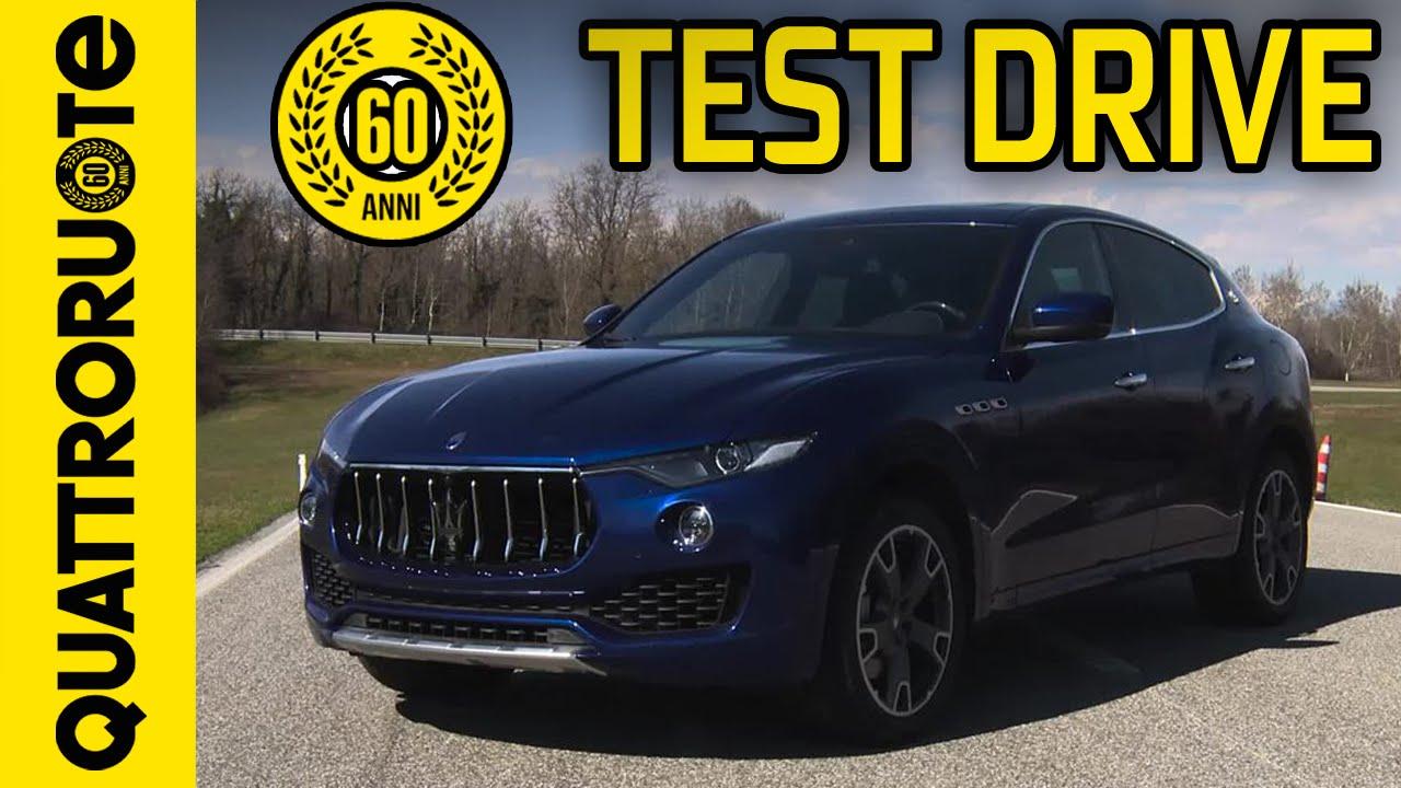 Maserati Levante 3.0 V6 Exclusive Premiere