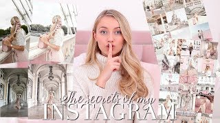 THE SECRETS OF MY INSTAGRAM ~ How I edit my photos & get a perfect grid! ~ Freddy My Love
