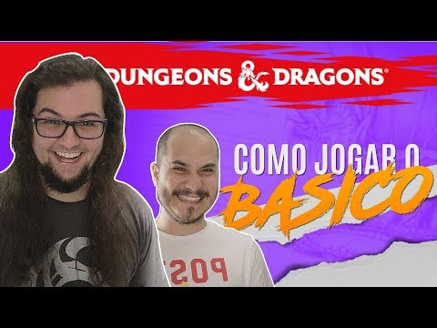 O BÁSICO - Dungeons and Dragons - Basic Attack #01