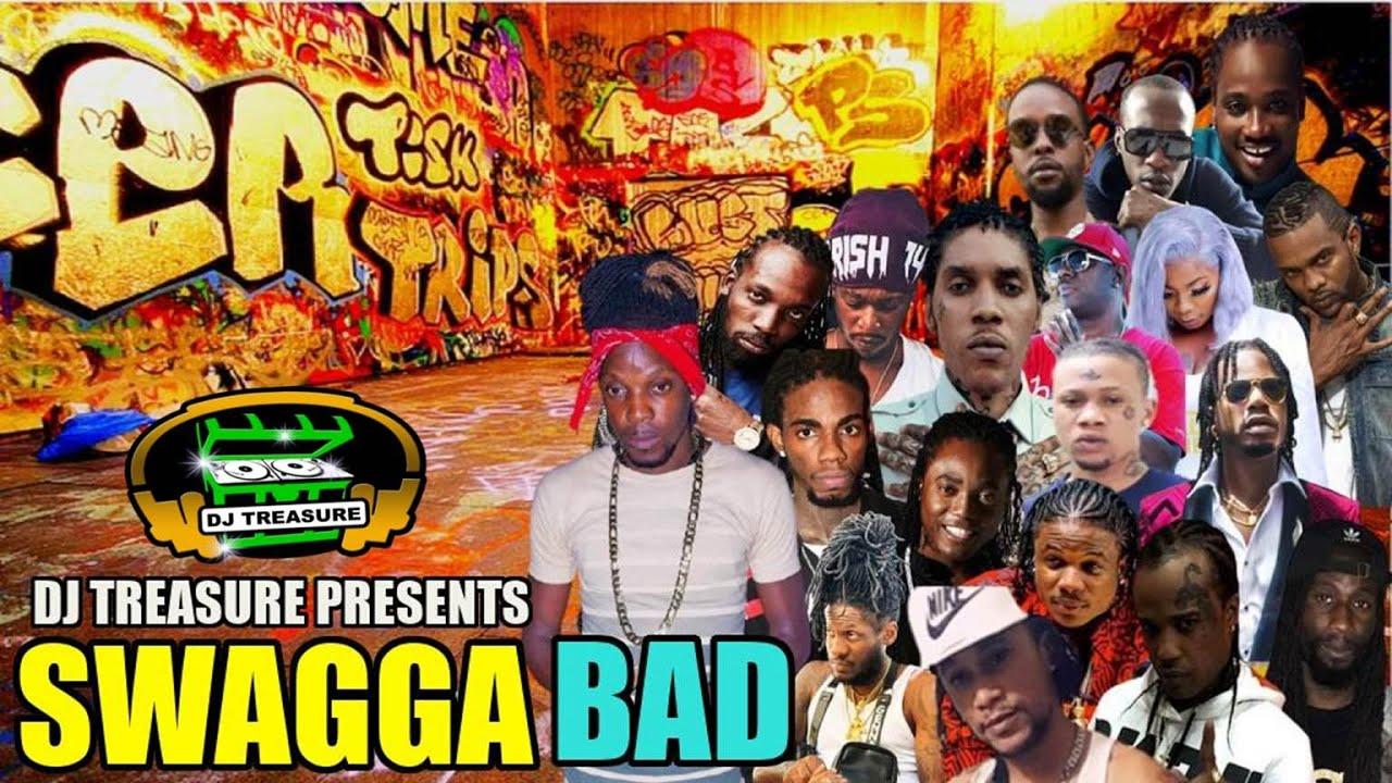 Download Dancehall Mix November 2020 - DJ TREASURE SWAGGA BAD: Vybz Kartel, Alkaline, Jahvel | 18764807131