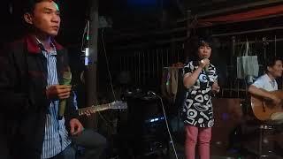 Thoáng giấc mơ qua. St Nguyễn Vũ. NGỌC THẢO - ĐỨC PHONG và guitar Lâm Thông.