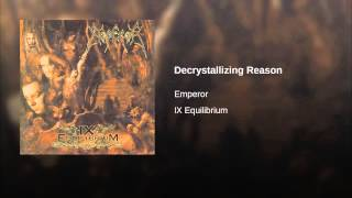 Decrystallizing Reason