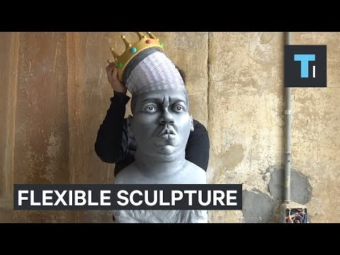 Thumbnail: This sculpture of The Notorious B.I.G stretches almost as far as his legacy