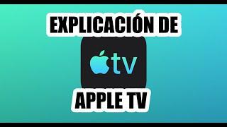 Gambar cover EXPLICACIÓN de la nueva app *AppleTV* FUNCIONAMIENTO
