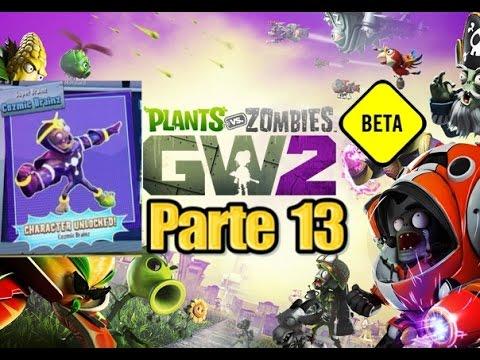 Plants vs Zombies Garden Warfare 2 BETA - Parte 13 QUE PASADA - Español