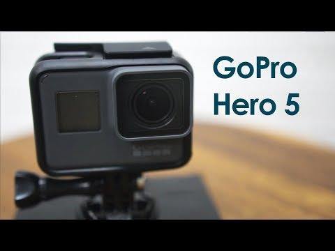 GoPro Hero 5 CHDHX-501 Review Videos