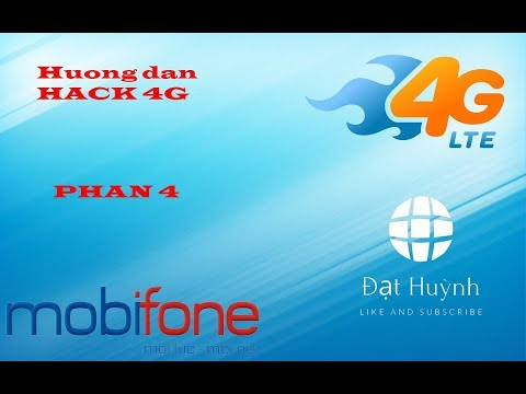 ✓Hướng Dẫn Cách NHẬN 4G MOBIFONE ( Phần 4 ) 2019    Đạt Huỳnh Gaming
