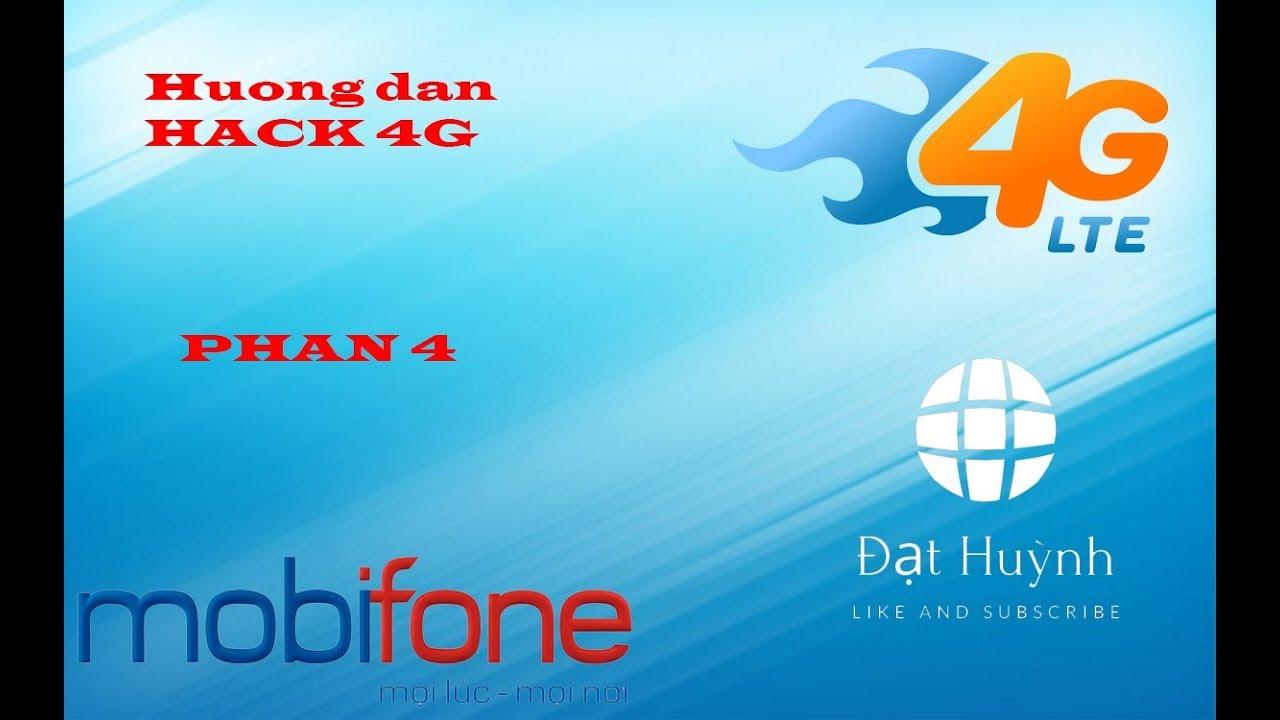 ✓Hướng dẫn cách NHẬN 4G MOBIFONE ( Phần 4 ) 2019 || Đạt Huỳnh Gaming