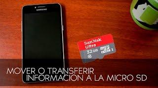 SAMSUNG GALAXY J2 PRIME   Mover O Transferir Aplicaciones A La  Micro SD thumbnail