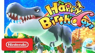Happy Birthdays - The World is in Your Hands! - Nintendo Switch