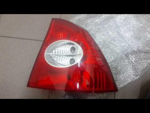 задний фонарь форд фокус 2