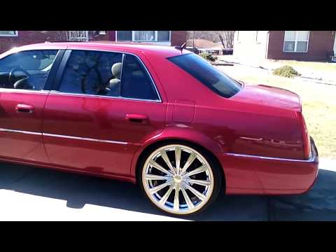Asap Dts Cadillac 2003 On 22s Lilbs Dts Cadillac 2003 On 22s By