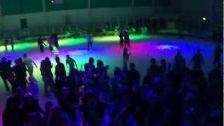 icesheffield foam party