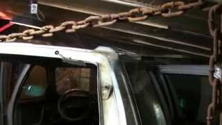 Рихтовка ВАЗ 111 тяним крышу, видео 7(, 2014-06-22T12:05:52.000Z)