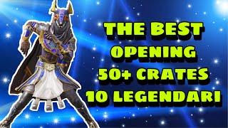 10 ლეგენდარი? 😱  Opening Crates #18 - სრული პანიკა