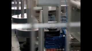 Baixar Cutting and grinding discs packaging machine WPR