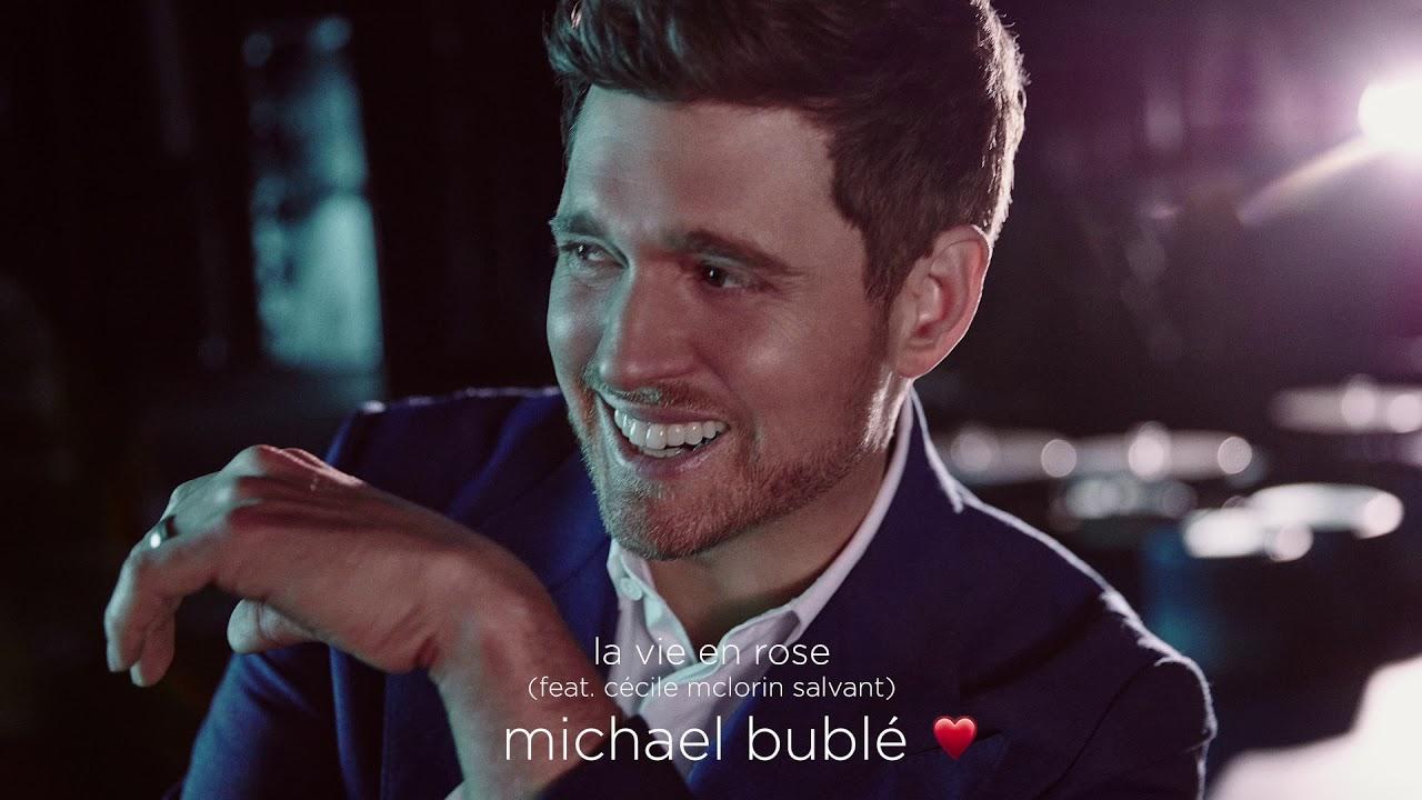 Michael Bublé — La vie en rose (feat. Cécile McLorin Salvant) [Official Audio]