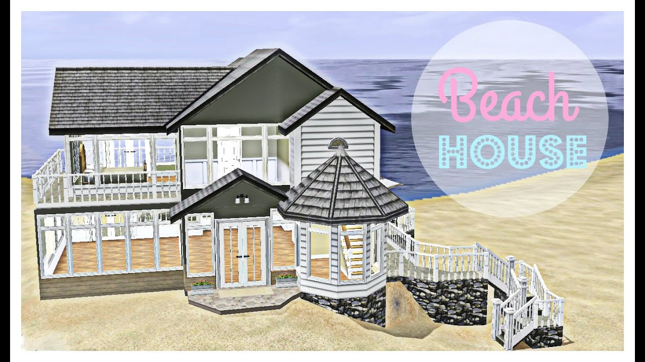 Beach house the sims 3 youtube for Beach house 3 free download
