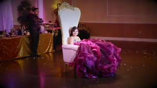 Young and Beautiful Lana Quinceañera Waltz-Kaylah's 15- 2018