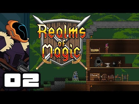 Let's Play Realms of Magic - PC Gameplay Part 2 - When In Doubt? Dig!