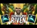 Voyboy | SUPER SAIYAN ESSENCE REAVER RIVEN! ZERO COOLDOWNS!