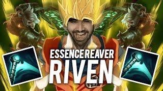 Voyboy   SUPER SAIYAN ESSENCE REAVER RIVEN! ZERO COOLDOWNS!