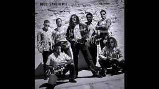 "Lil Pump ""Gucci Gang Remix"" Feat. Bad Bunny, Ozuna, J Balvin, 21 Savage, Gucci Mane & French Montana"