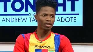 Watch Kwesi Arthur on the Tonight show