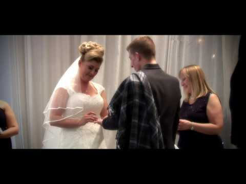 HD Wedding Video Highlights. Airdrie Town Hall.