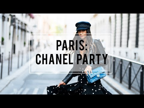 INSIDE THE CHANEL PARTY IN PARIS & COCO CHANEL'S APARTMENT!
