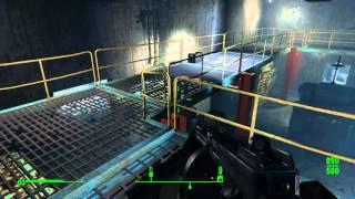 Fallout 4 Ищим ядерный блок и другие полезные штуковины