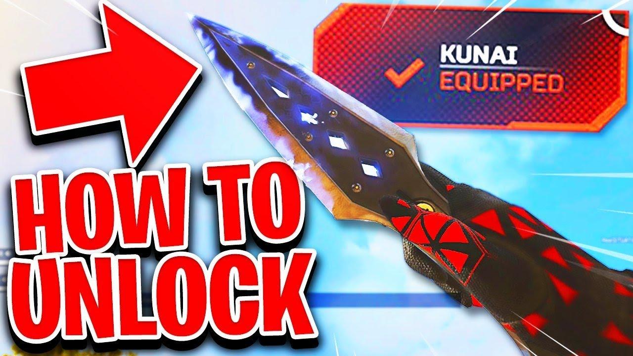 "Download How To Unlock SECRET ""HEIRLOOM KNIFE"" Apex Legends! (Wraith Heirloom Knife Gameplay Apex Legends)"