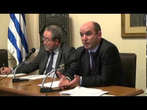 Dr. Santiago Garderes: Seminario Reforma Código Proceso Penal Uruguay. II Parte