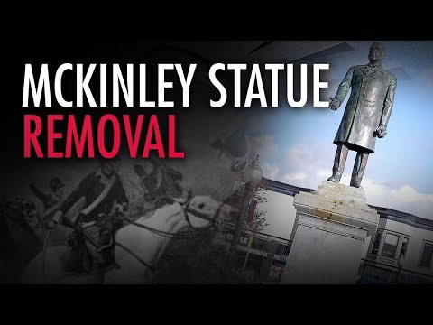Why do-gooders should leave McKinley statue alone | Amanda Head